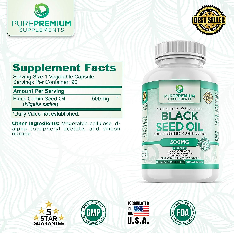 Amazon.com: Aceite de Semillas de comino negro: Health ...
