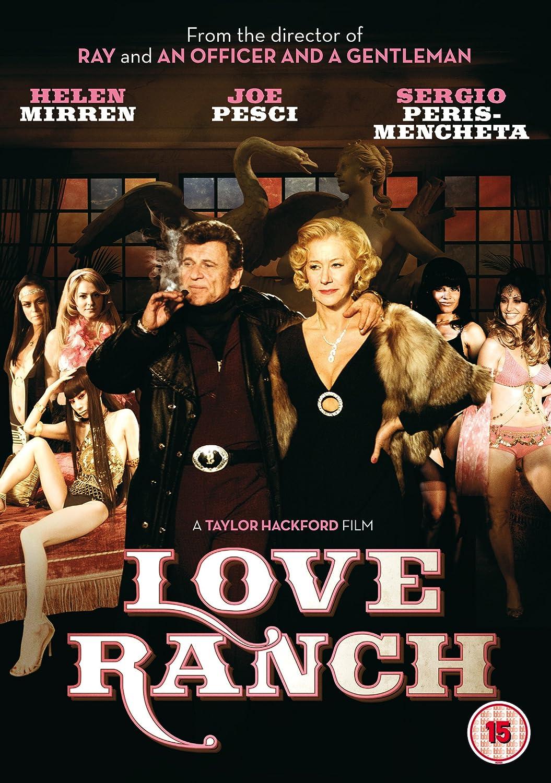 Love Ranch Dvd 2010 Amazon Co Uk Helen Mirren Joe Pesci Taylor Hackford Dvd Blu Ray