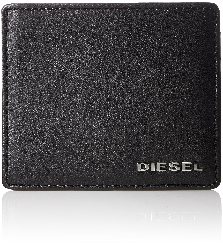 (ディーゼル) DIESEL メンズ IDカードケース FRESH STARTER JOHNAS I card-holder X04461PR227 B079XTPCLT  ブラック系その他2 UNI (Free)