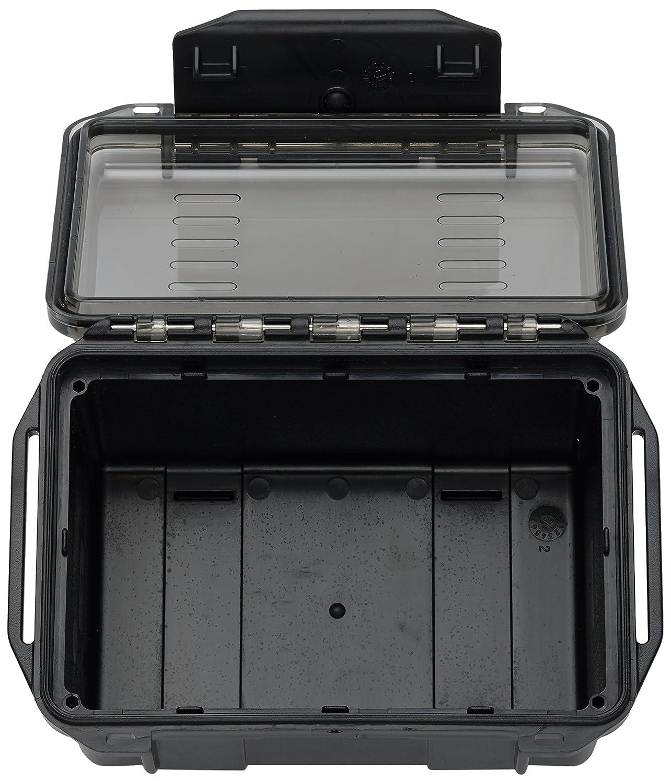 Black Uk Lights Suitcase