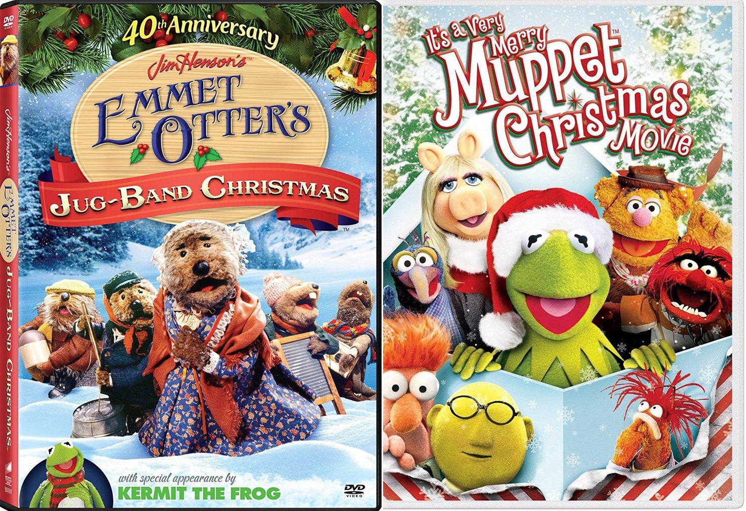 Amazon.com: Emmet Otter\'s Jug-Band Christmas Kermit the Frog DVD + ...