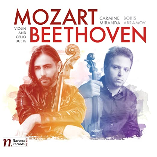 Mozart, W. A., Beethoven, L. V.: MOZART | BEETHOVEN