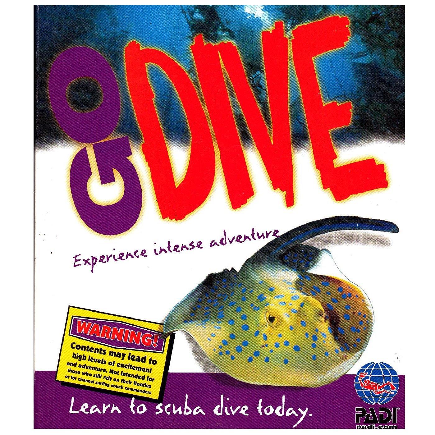 Go Dive - PADI Open Water Dive Manual: Drew Richardson (Editor):  9780002456913: Amazon.com: Books