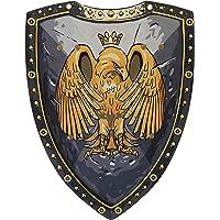 Liontouch 27001 Escudo de Eagle, Púrpura, Golden Eagle/Escudo