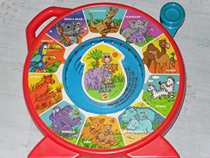 Amazon Com See N Say Li L Zoo Pals Toys Games