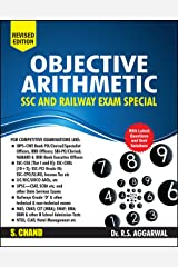 Objective Arithmetic (SSC and Railway Exam Special) Paperback