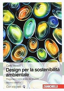 Arredo Bagno Bologna Manzini.Amazon It Design Per La Sostenibilita Ambientale Carlo