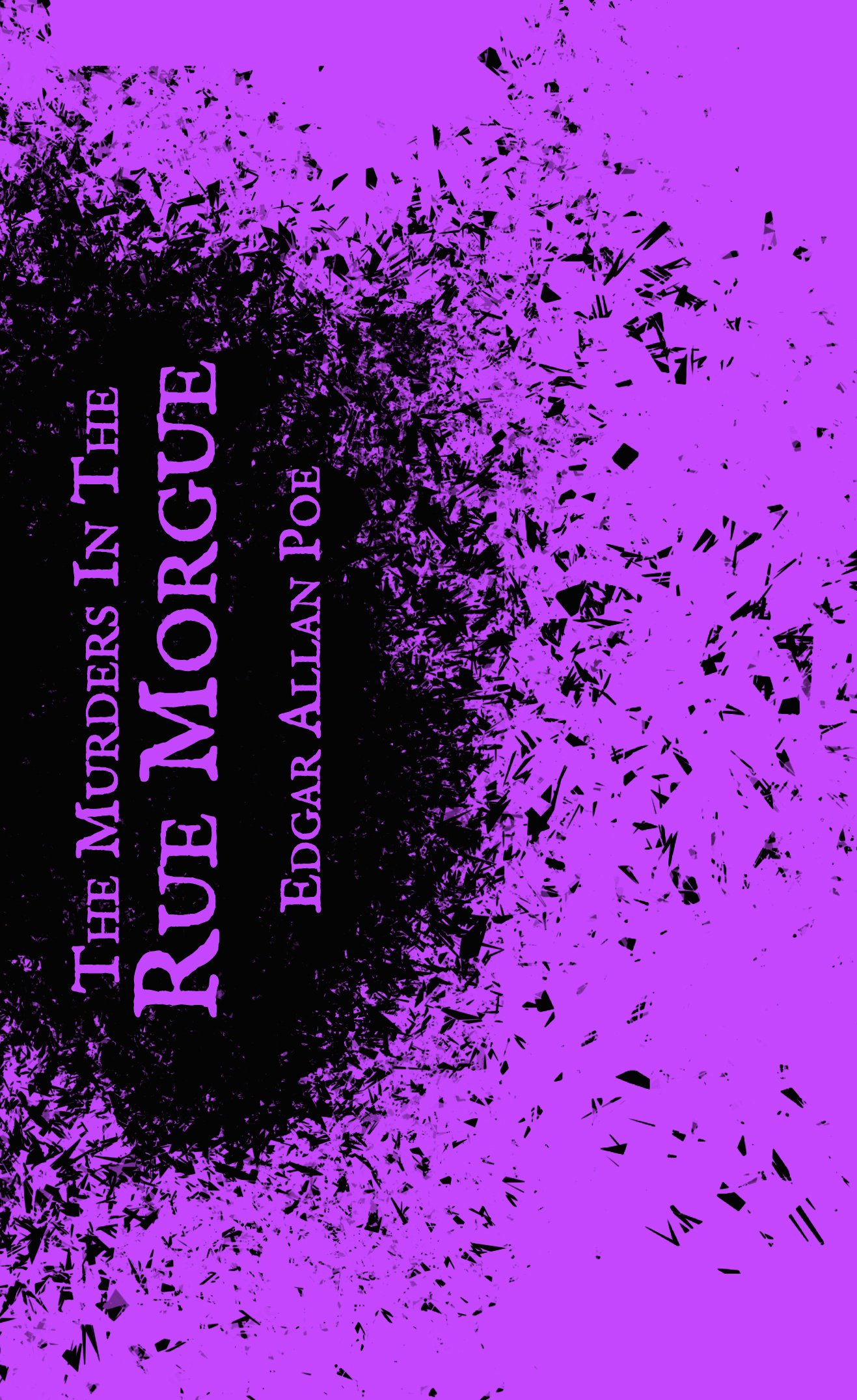 The Murders in the Rue Morgue, Poe, Edgar Allan