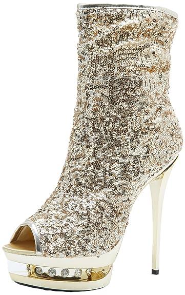 The Highest Heel Women s Diamond-31 Boot 96a4db72f849