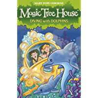 Magic Tree House 9: Diving with Dolphins (English Edition)