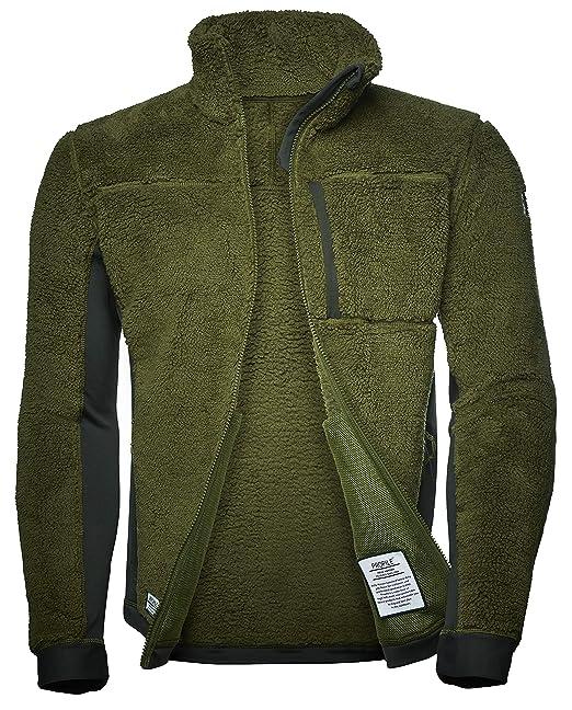 kup tanio szczegóły dla całkowicie stylowy Amazon.com: Helly Hansen Men's Juell Pile Fleece Jacket ...