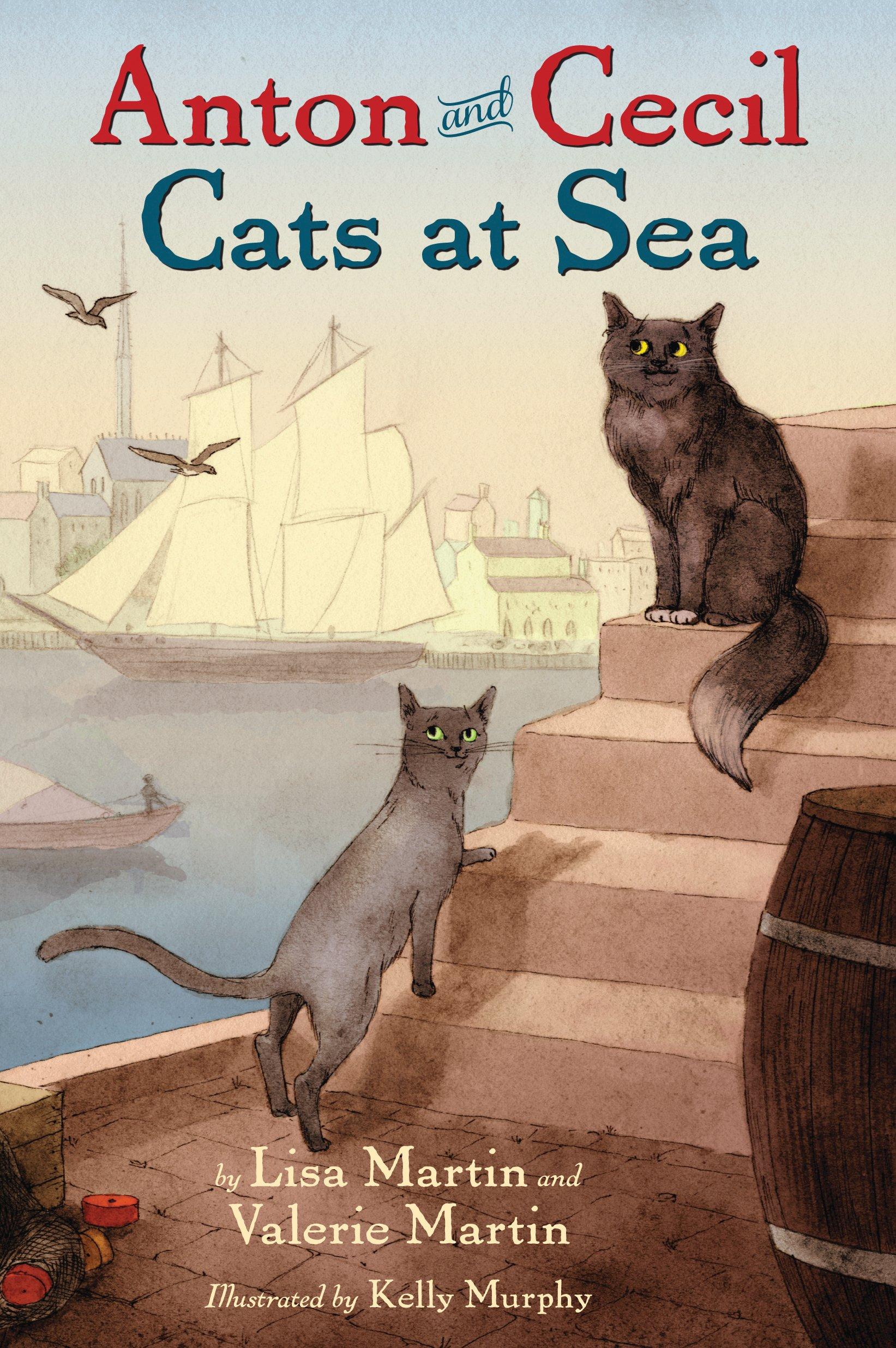 Download Anton and Cecil, Book 1: Cats at Sea ebook