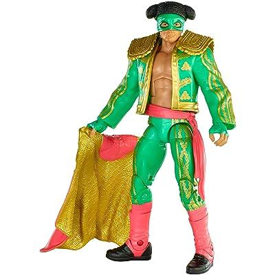WWE Elite Collection Series #35 - Fernando (Los Matadores) Action Figure: Toys & Games