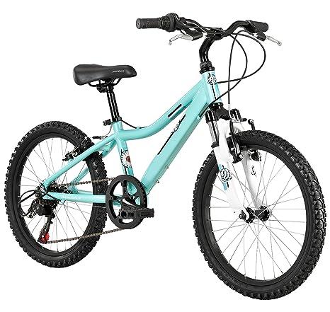 Diamondback Bicycles 2014 Lustre Girls Mountain Bike (20-Inch Wheels), One Size, Green Cycles at amazon
