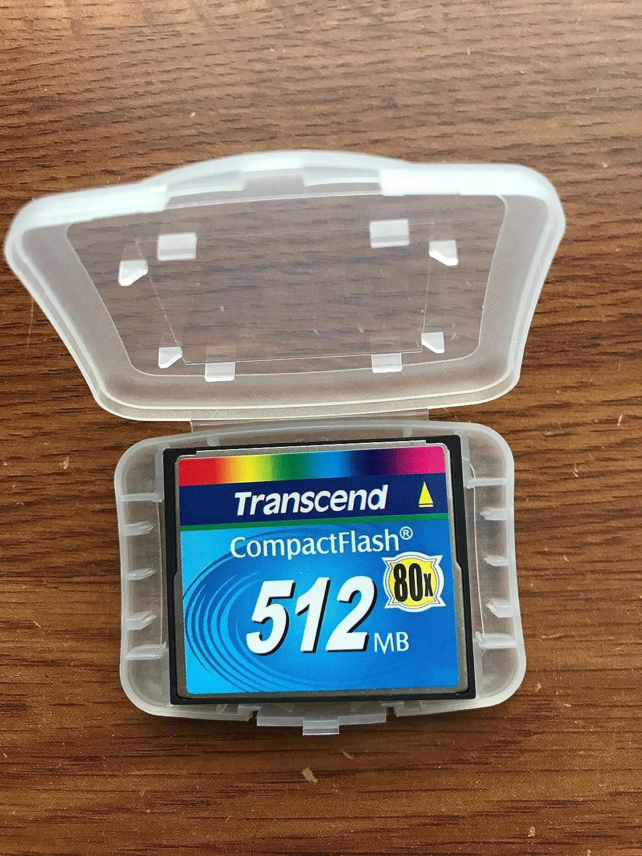 Transcend 512mb 80x Cf Flash Speicherkarte 512mb 80x Cf Computer Zubehör