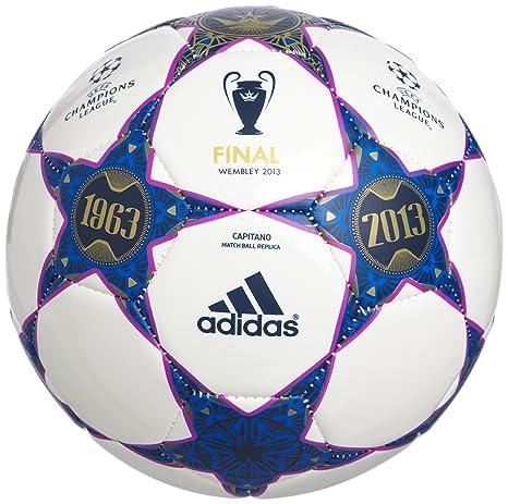 adidas Z20591 Capitano - Balón de fútbol de final de Champions ...
