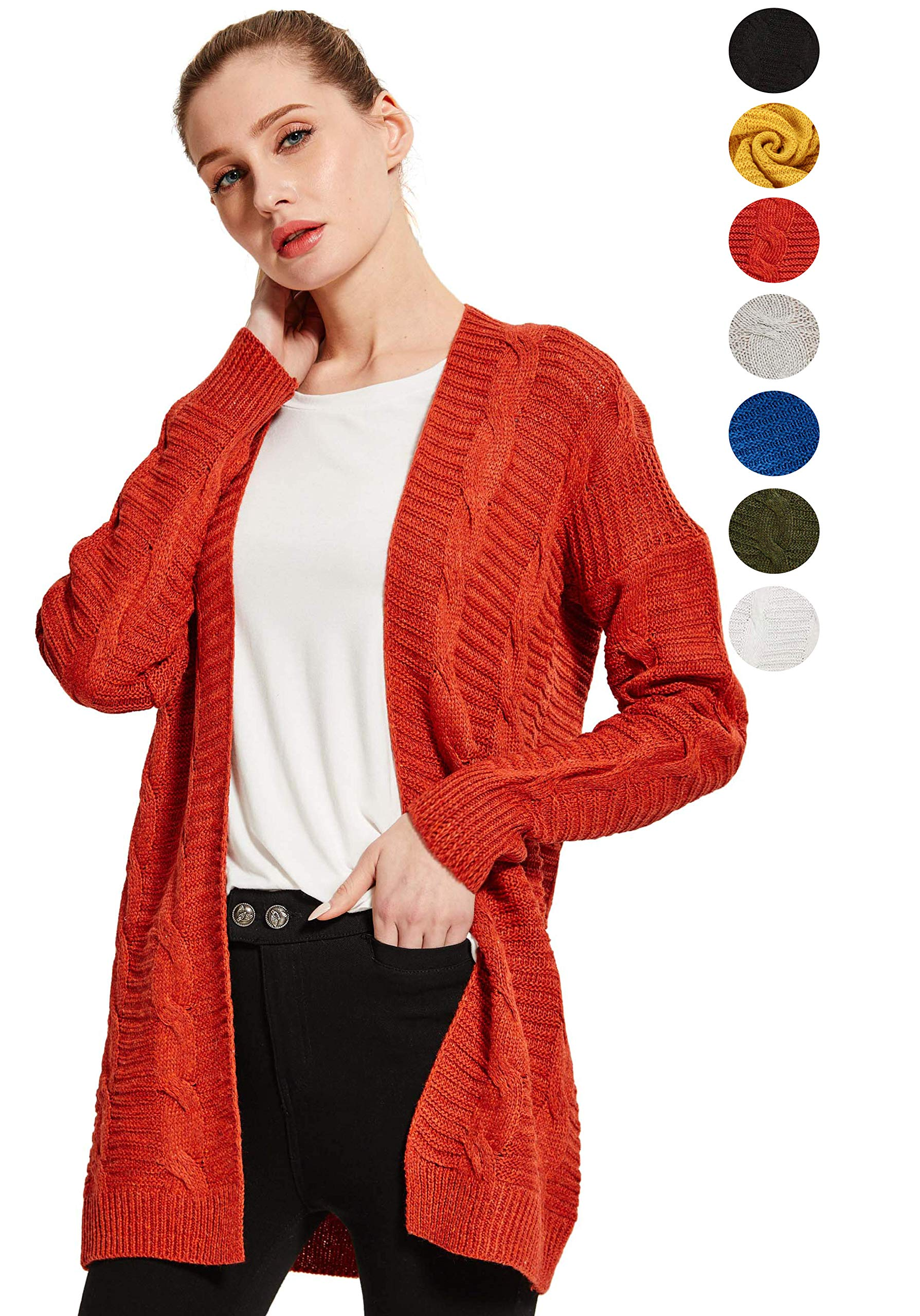 62ffff70a Best Rated in Women s Sweaters   Helpful Customer Reviews - Amazon.com
