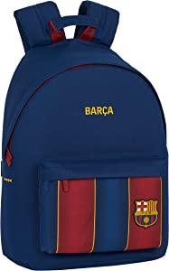 "F.C. Safta Youth Laptop Backpack 14.1"" Barcelona, 310 x 160 x 410mm"