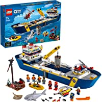 LEGO City Ocean Exploration Ship 60266 Building Kit