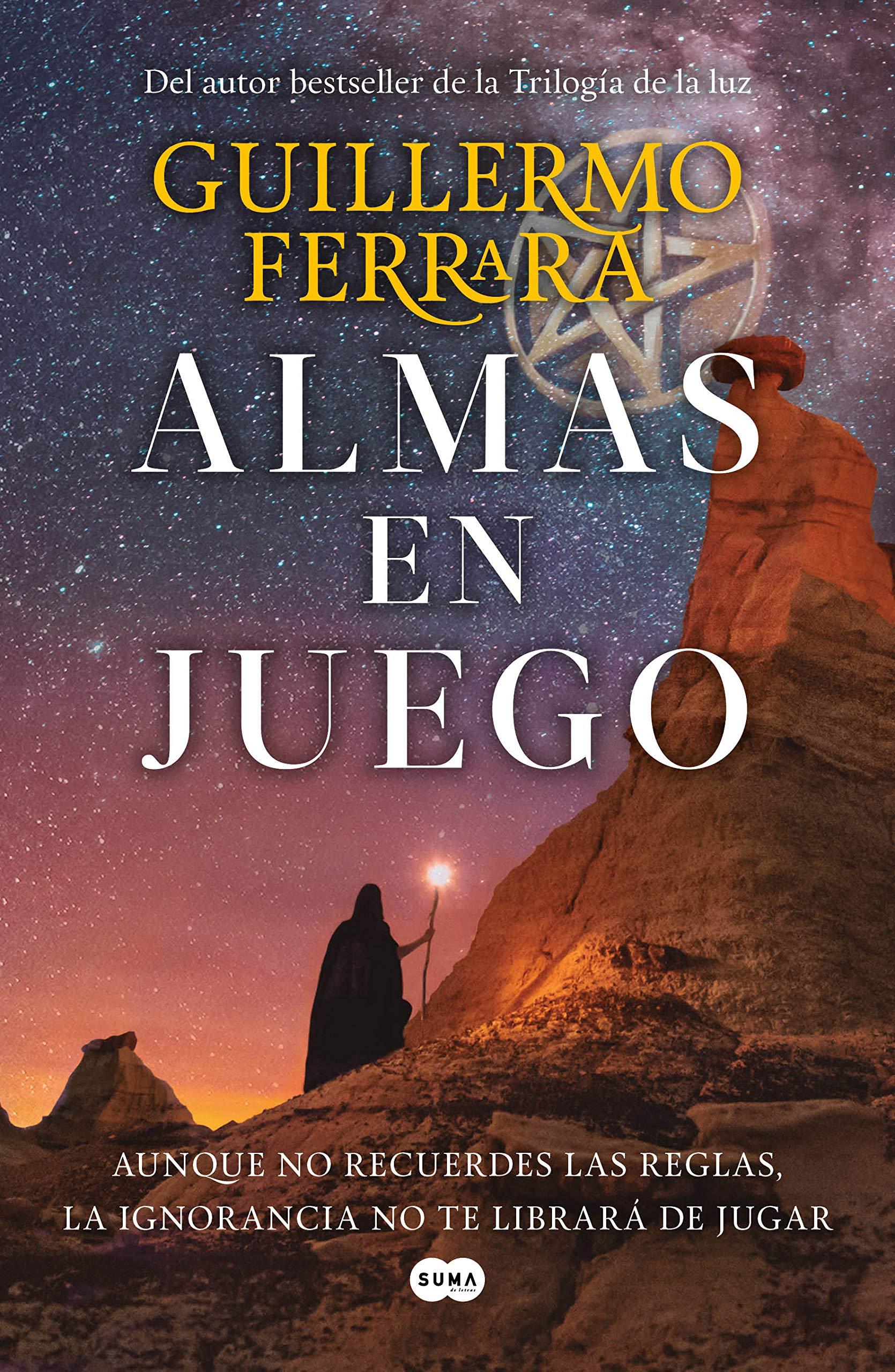Almas En Juego / Souls at Stake Tapa blanda – 24 dic 2018 Guillermo Ferrara SUMMA PUBN 6073170041 Belletristik / Kriminalromane