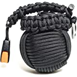 Holtzman's Survival Kit Paracord Grenade The #1 BEST 30 tool emergency kit