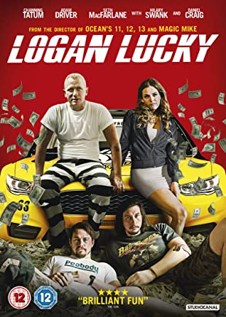 Logan Lucky [DVD] [2017]