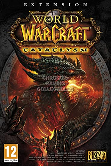 Amazon.com: CGC enorme cartel – World of Warcraft Cataclysm ...