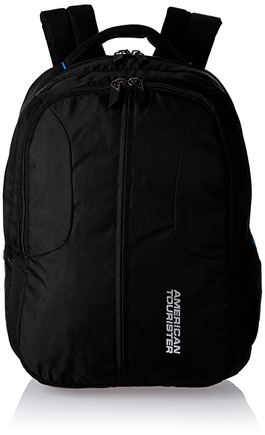 6b5a9dc786 American tourister citi-pro 2015 black backpack CT01 laptop bag  Amazon.in   Bags