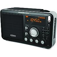 Eton Field World Band Radio with Bluetooth