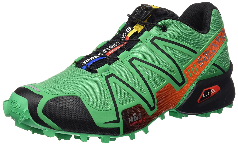 salomon speedcross 3 verde 500