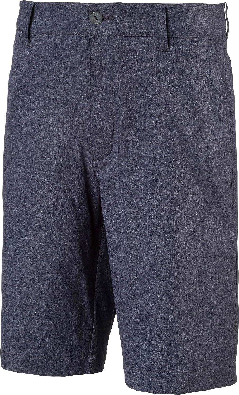 [プーマ] メンズ ハーフ&ショーツ PUMA Men's Heather 6 Pocket Golf Shorts [並行輸入品]   B07CMXLSCT