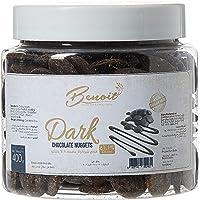 Benoit Dark Chocolate Nuggets Sugar Free 60%, 400 gm