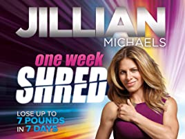 Amazon com: Watch Jillian Michaels: One Week Shred - Season