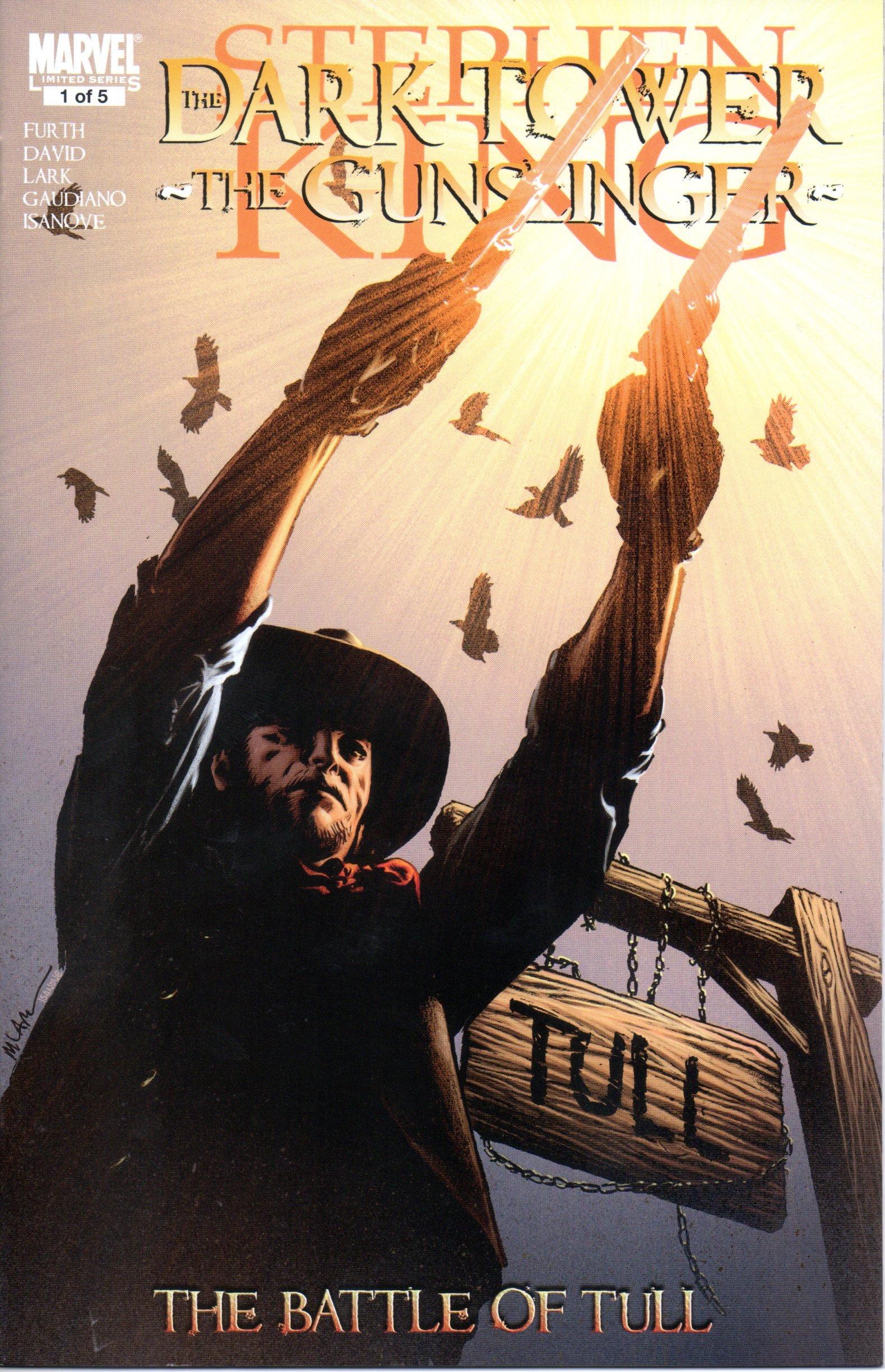 Download Dark Tower - The Gunslinger - The Battle Of Tull #1 - Complete Mini Series PDF