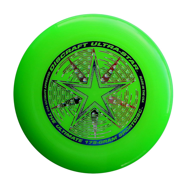 Discraft 175 Gram Ultra é toile Sport, Disque, Vert Discraft Inc. USSG