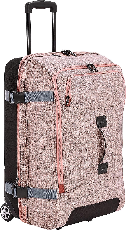AmazonBasics Wheeled Travel Duffel