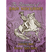 The Adventures of Baron Munchausen (Dover Fine Art, History of Art)
