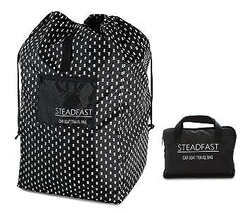 Amazon.com: XL Car Seat Travel Bag & Carrying Case - Unique, Durable ...