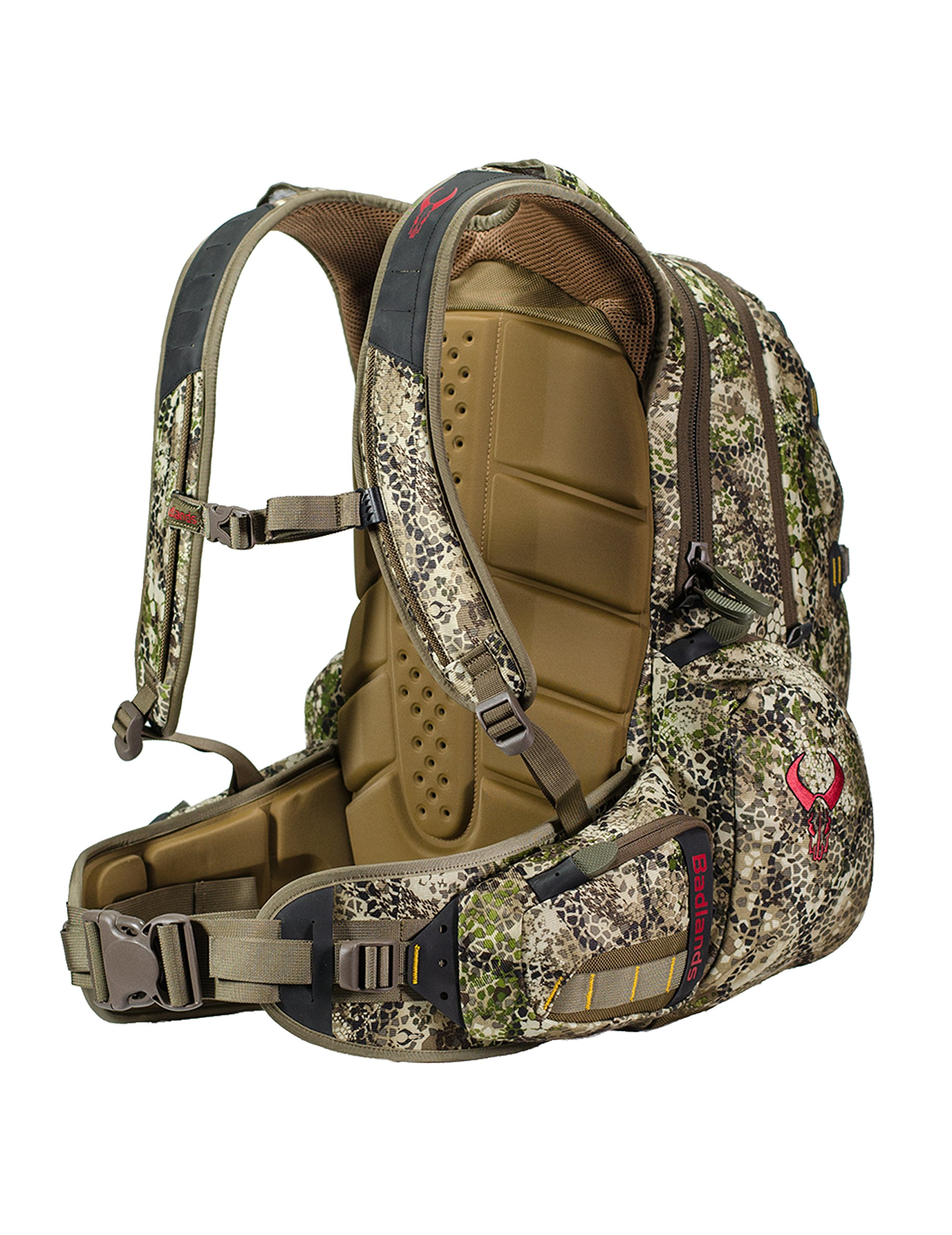 Badlands Superday Camouflage Hunting Backpack - Bow, Rifle, and Pistol Compatible, Approach Camo by Badlands (Image #3)