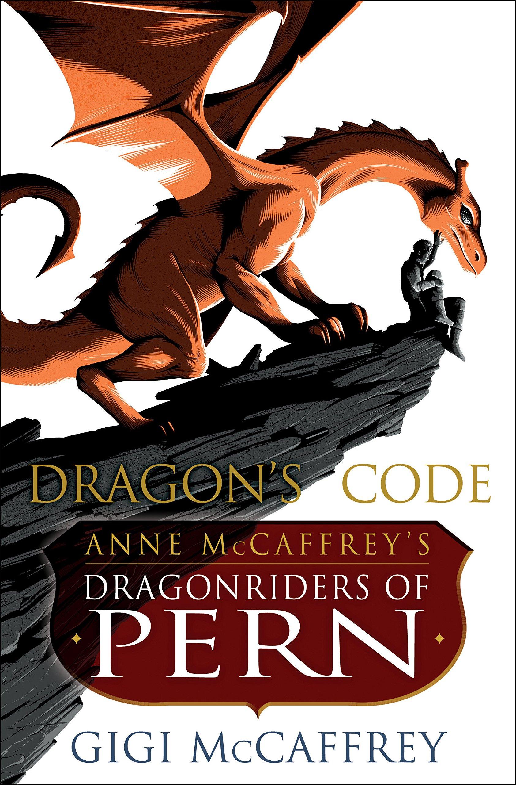 Amazon.com: Dragon's Code: Anne McCaffrey's Dragonriders of Pern (Pern: The  Dragonriders of Pern) (9781101964743): Gigi McCaffrey: Books