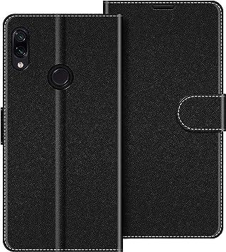 COODIO Funda Xiaomi Redmi Note 7 con Tapa, Funda Movil Xiaomi ...