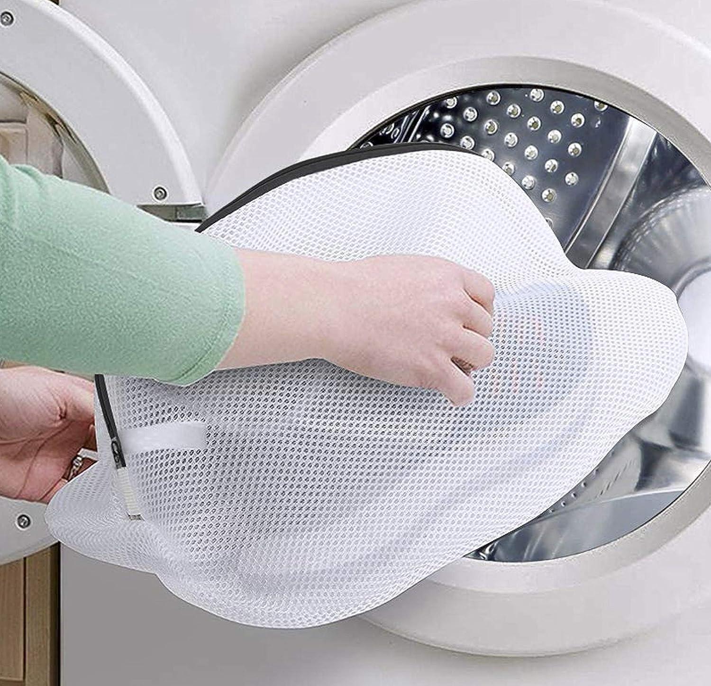 W/äschesack f/ür Waschmaschine 7er Set Rooxs Profi W/äschenetze