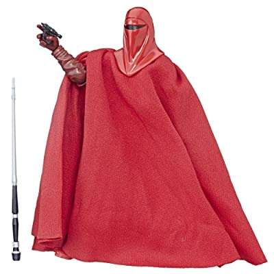 Star Wars: Episode VI The Black Series Imperial Royal Guard, 6-inch: Toys & Games