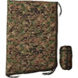 USGI Industries Military Woobie Blanket | Thermal Insulated Camping Blanket, Poncho Liner | Large, Portable, Water-Resistant,