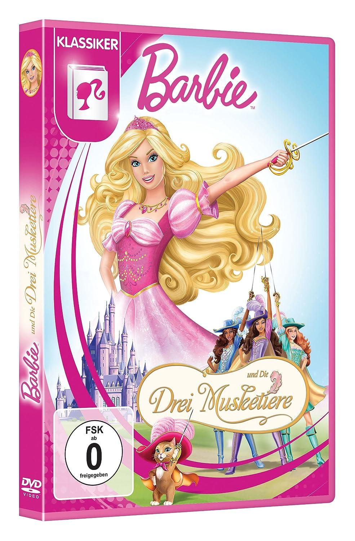 Barbie und Die Drei Musketiere Amazoncouk DVD  Bluray