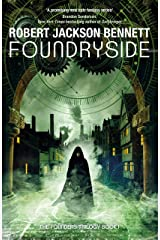Foundryside: a dazzling new series from the author of The Divine Cities (The Founders Book 1) Kindle Edition