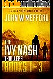The Ivy Nash Thrillers: Books 1-3: Redemption Thriller Series 7-9 (Redemption Thriller Series Box Set Book 3)