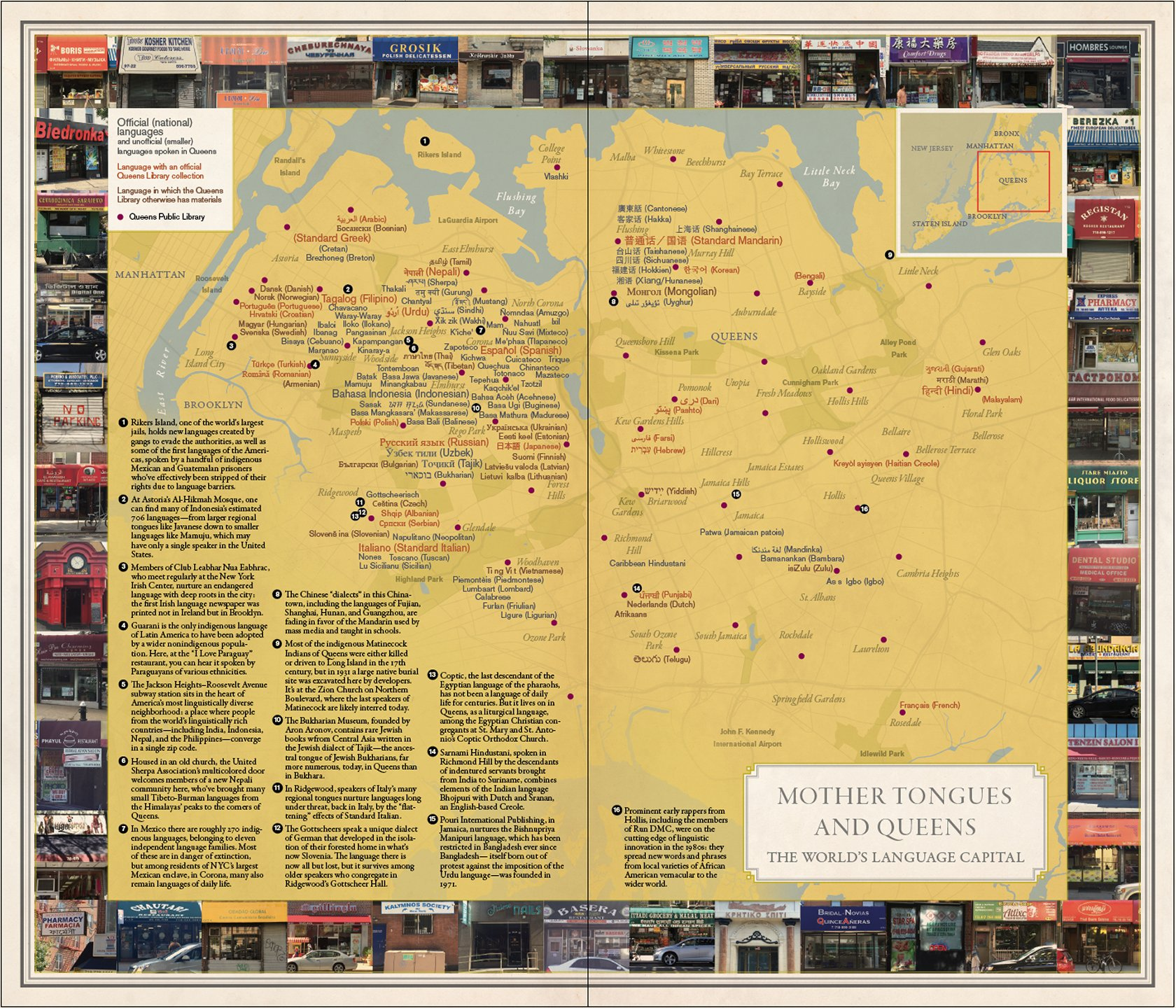 Nonstop Metropolis A New York City Atlas Rebecca Solnit Joshua Jelly Schapiro 9780520285958 Amazon Com Books