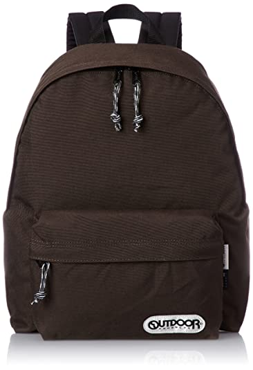 674d2d520c11 Amazon | [アウトドアプロダクト] OUTDOOR PRODUCTS DAYPACK 452U-5FC BROWN (BROWN) | OUTDOOR  PRODUCTS(アウトドアプロダクツ) | メンズ
