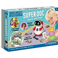 Clementoni - 64960 - Super Doc - Eğitici Konuşan Robot